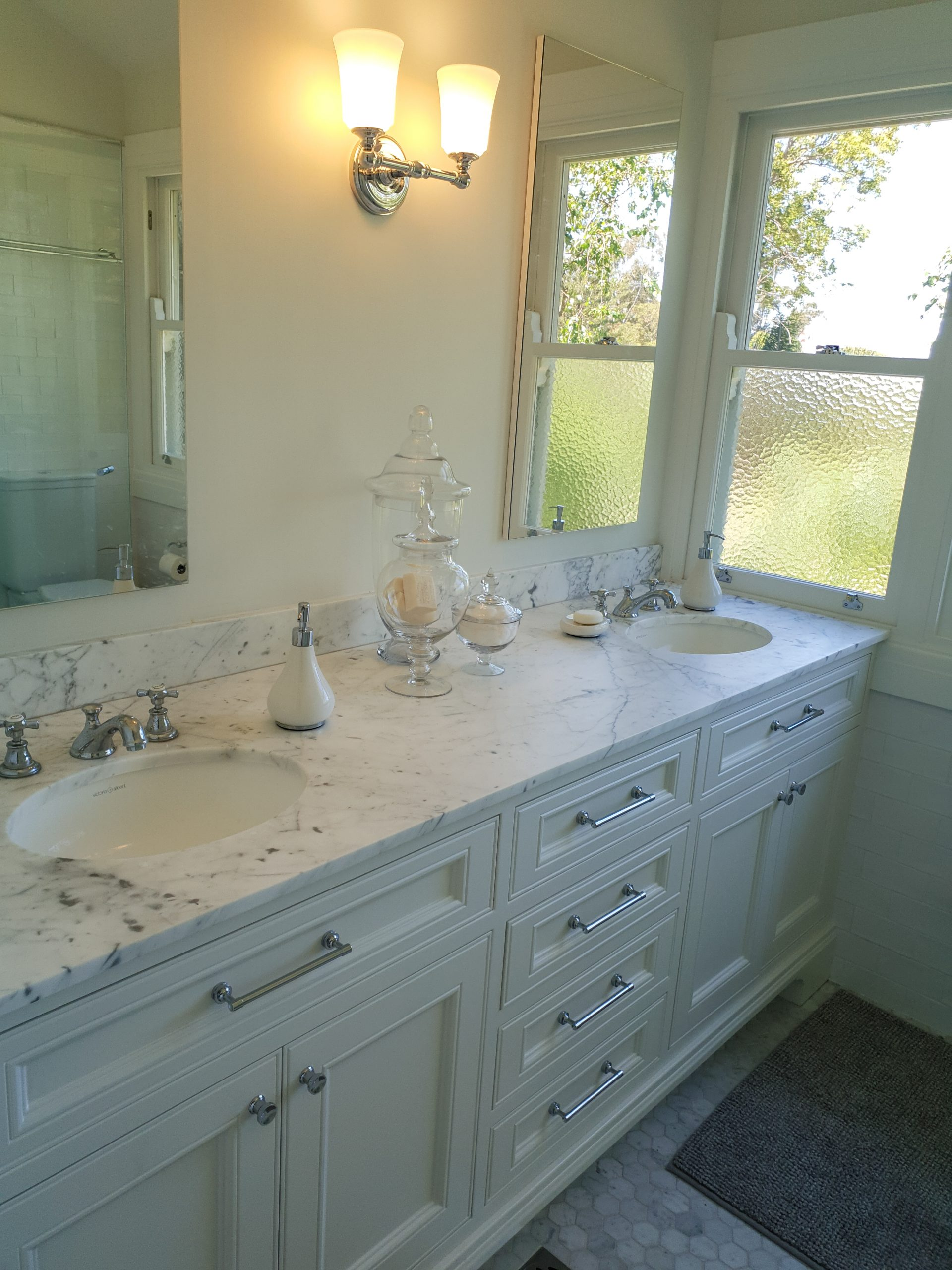 Bathrooms and Kitchens
